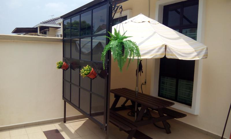 9.It is indeed Amazing Balcony Design make you feel so Relaxed and at Ease..