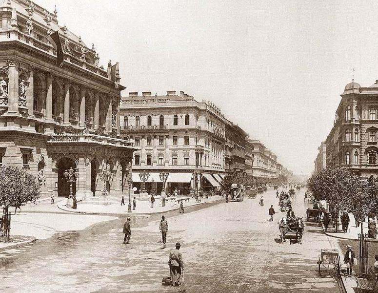 Immediate neighbourhood in 1896