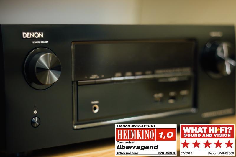 Wireless audiophile surround sound immersion