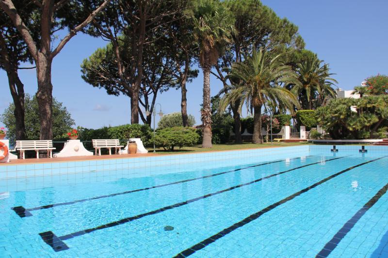 La piscine (25 mt.)