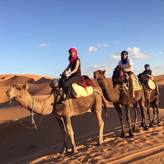 merzouga camel tours, casa vacanza a Rissani