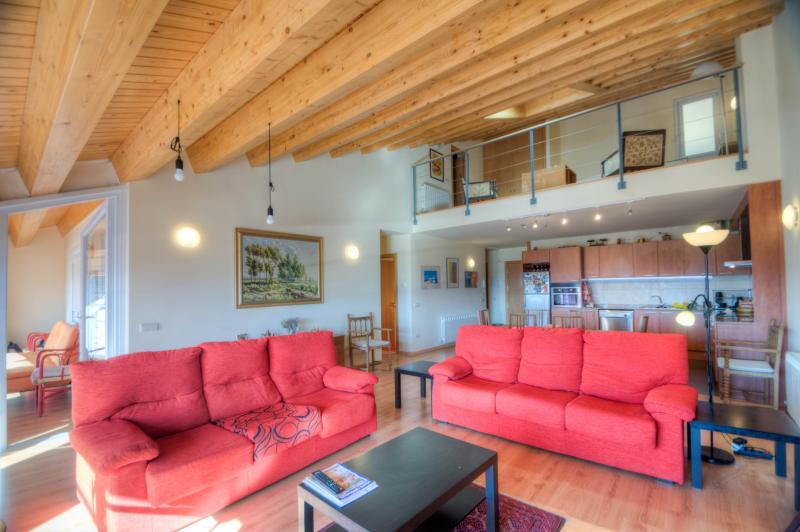 Amazing Duplex Valley Views, holiday rental in Bellver de Cerdanya