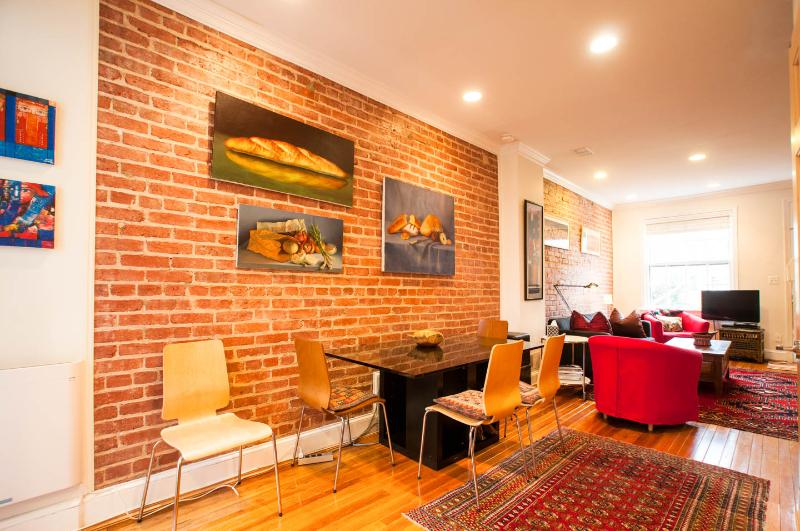 Foggy Bottom - Best Location - Walk to Everything, vacation rental in Washington DC