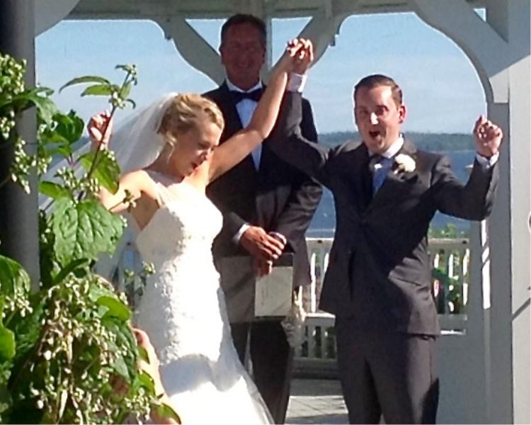 Weddings at nearby French's Point