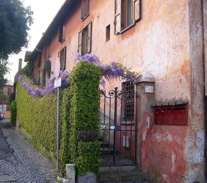 Nell'antico borgo di Ostia Antica vi attende un luogo che vi concederà di scordare ogni affanno