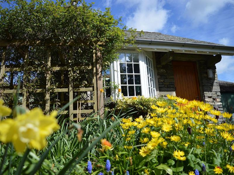 The Floss Cottage, holiday rental in Lake District