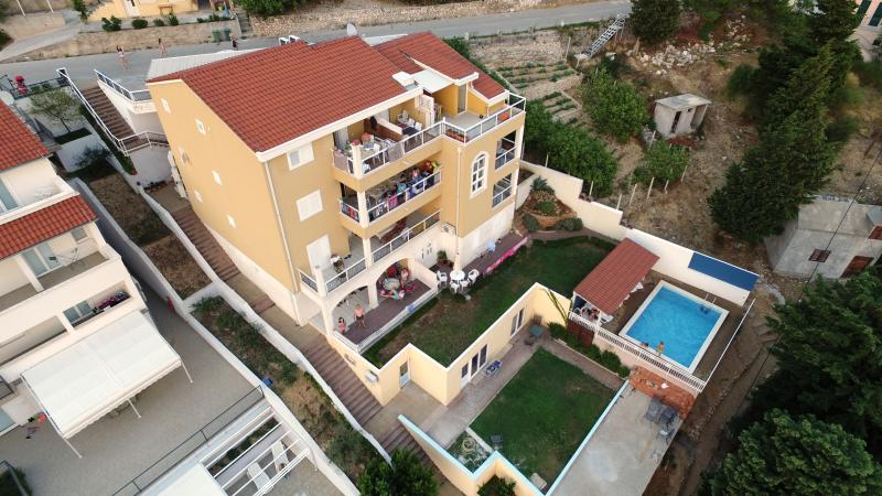 Sea view Apartments, holiday rental in Mimice