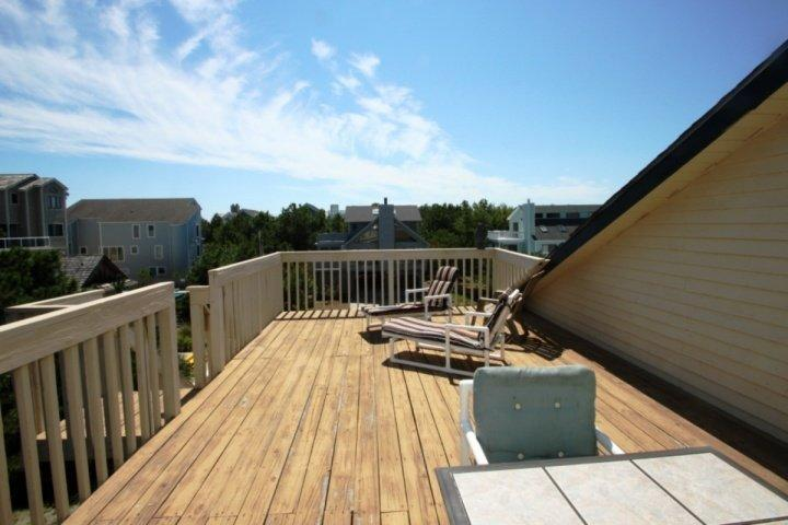 Gorgeous Deck Area