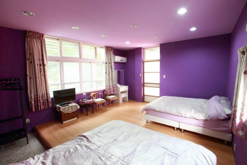 lin house-1(2F double*2 suite)