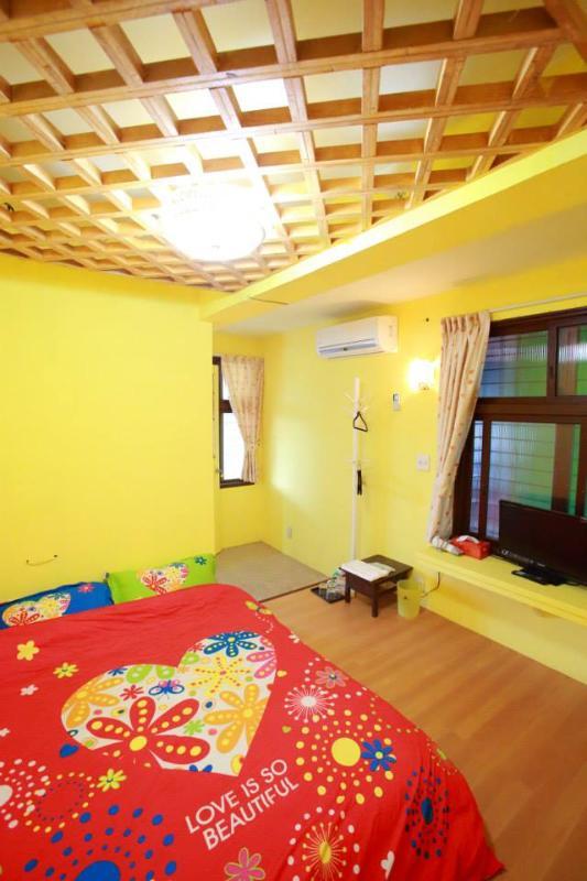 lin house-1(3F double room)