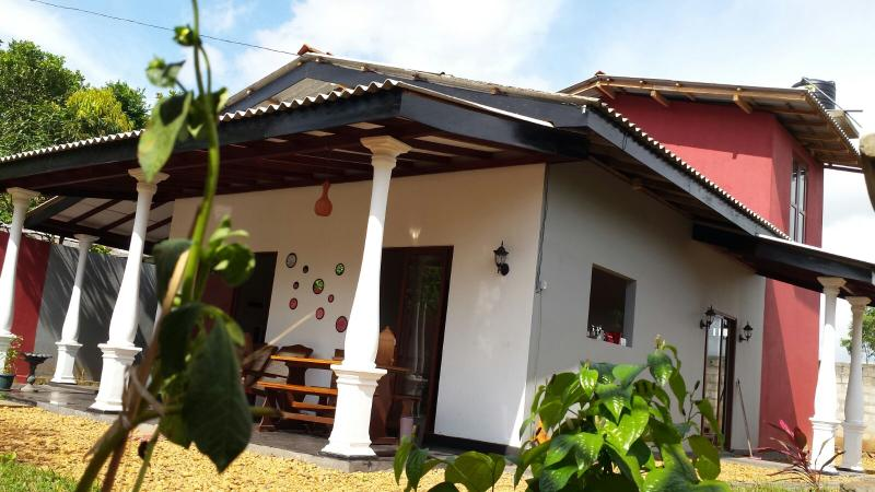 A clean newly built holiday Villa. Fully furnished in an international standard.