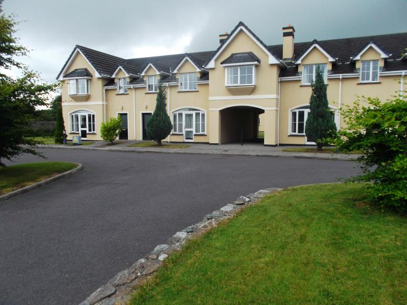Killarney's Holiday Village where our Home is adjacent to Killarney's National Park and Lakes
