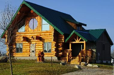 Haus Roko Loghaus, holiday rental in Lambton Shores