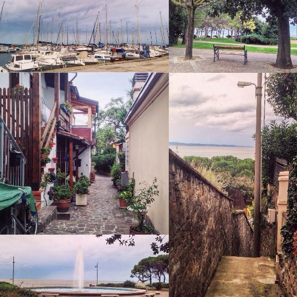 Barcola Holidays Casa Vacanze Trieste, vakantiewoning in Stanjel