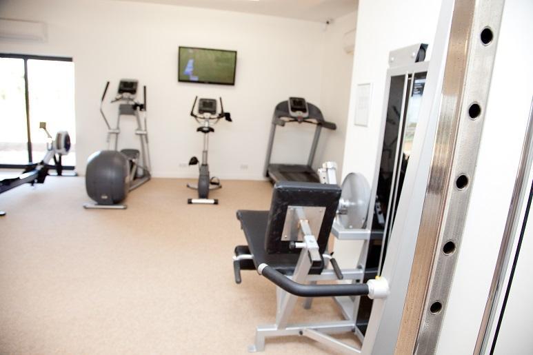The Sedum Spa Gym