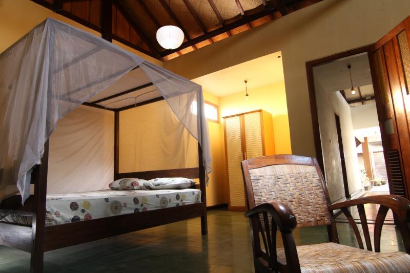 Grande camera da letto 40m 2