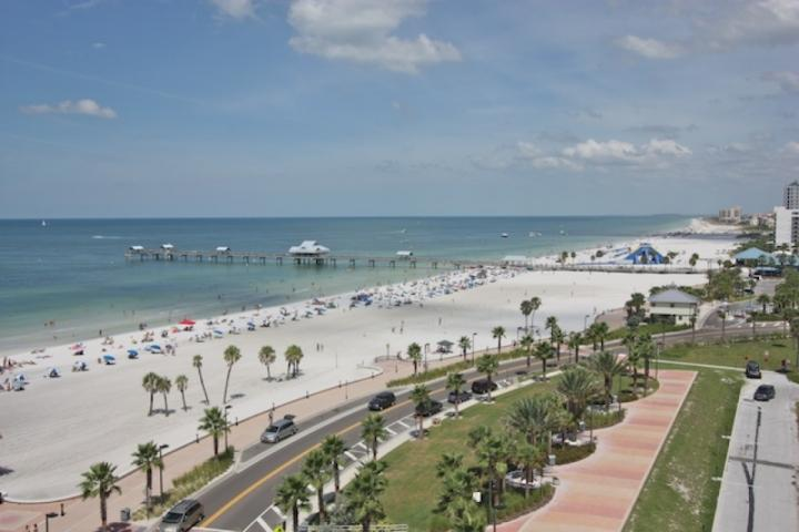 Pier 60 op Clearwater Beach.