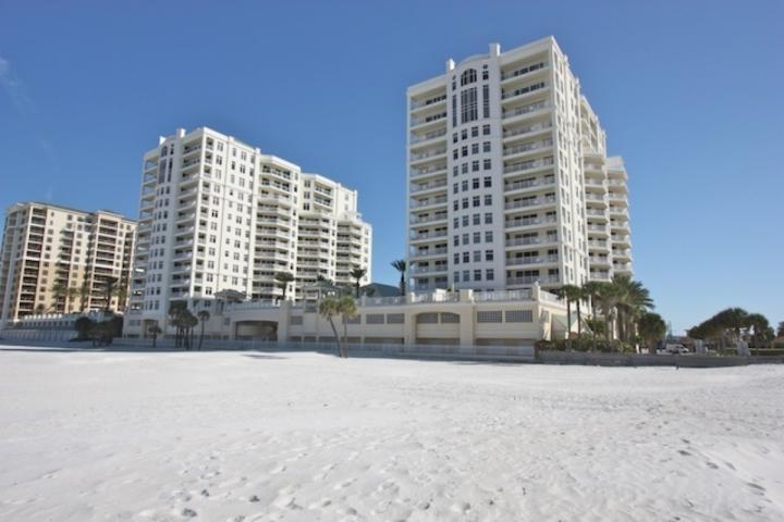 Mandalay Beach Club-Lyxig 2 sovrum / 2 badrum havet bostadsrätt-Clearwater Beach, FL