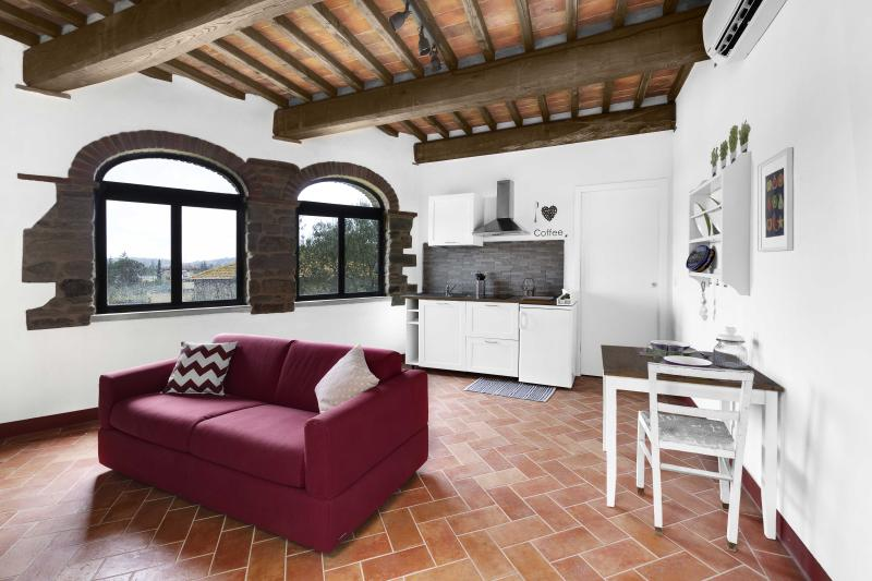 Da Vinci for two, vacation rental in Pieve A Maiano