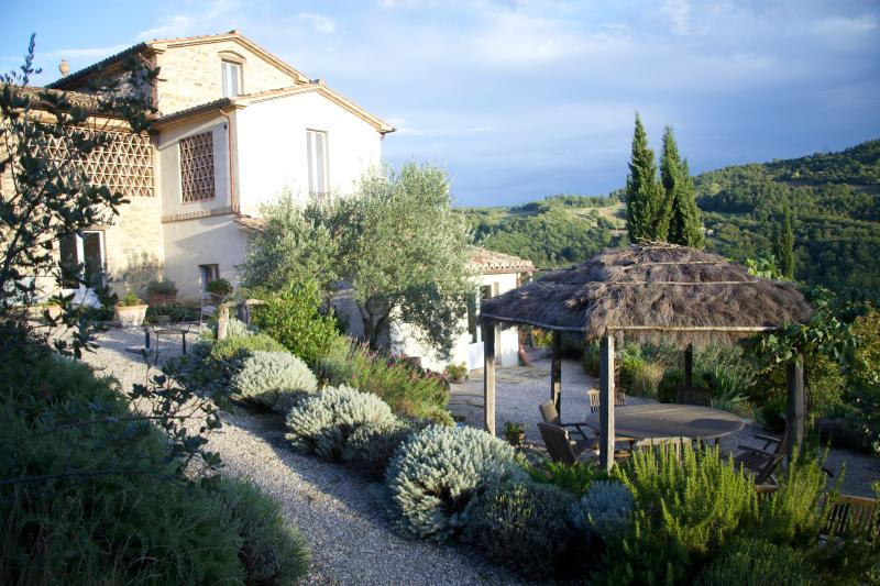 Our beautiful villa in the magical setting of the most sort after valley in Umbria can be yours!