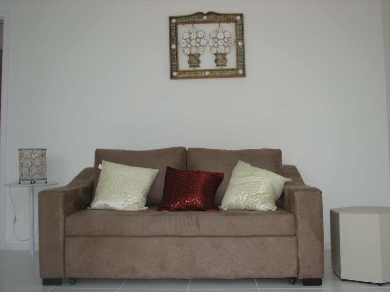 Comfortable Sofa bed for couple on the second floor