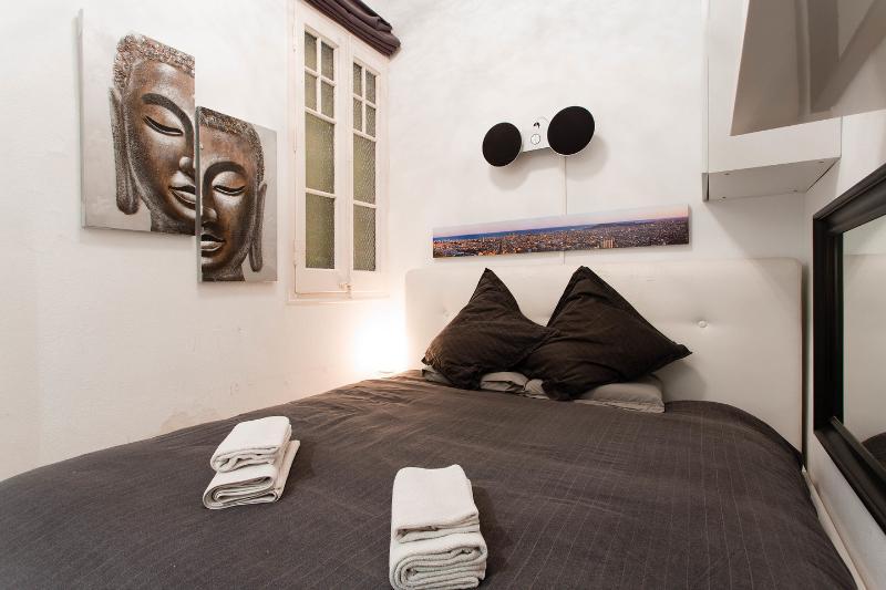 louer appartement Eixample Conception chambre