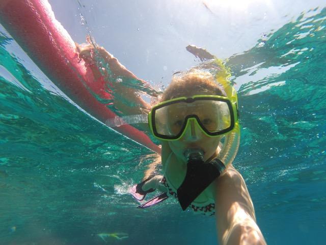 Nous sommes beaucoup moins quelqu'un apprend à plonger