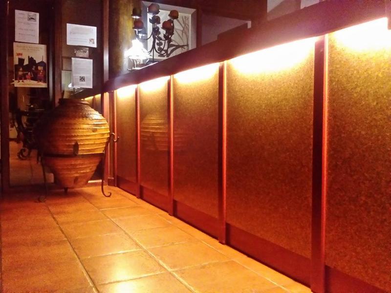 Recepção do Hotel Pantanha
