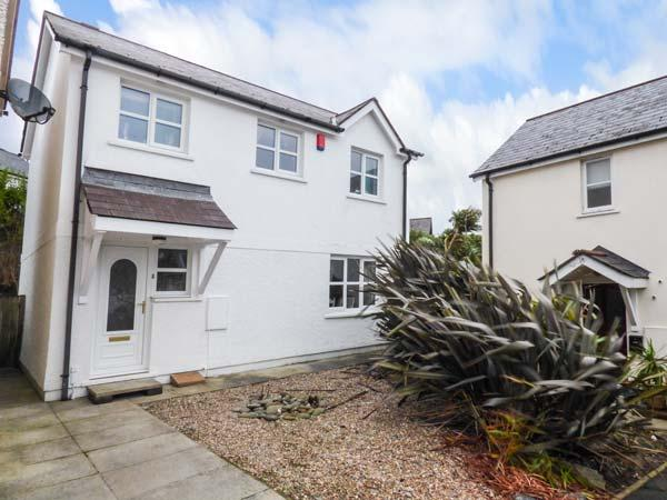 DRIFTWOOD HOUSE, detached, private garden, pet-friendly, TV in all bedrooms, holiday rental in Saundersfoot