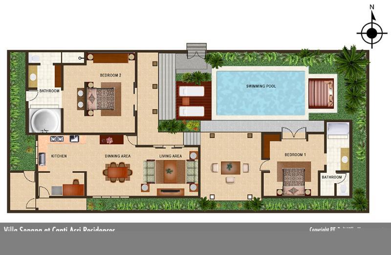 Villa Senang Canggu 2 Bedroom Bali Holiday Villas Updated 2021 Tripadvisor Canggu Vacation Rental