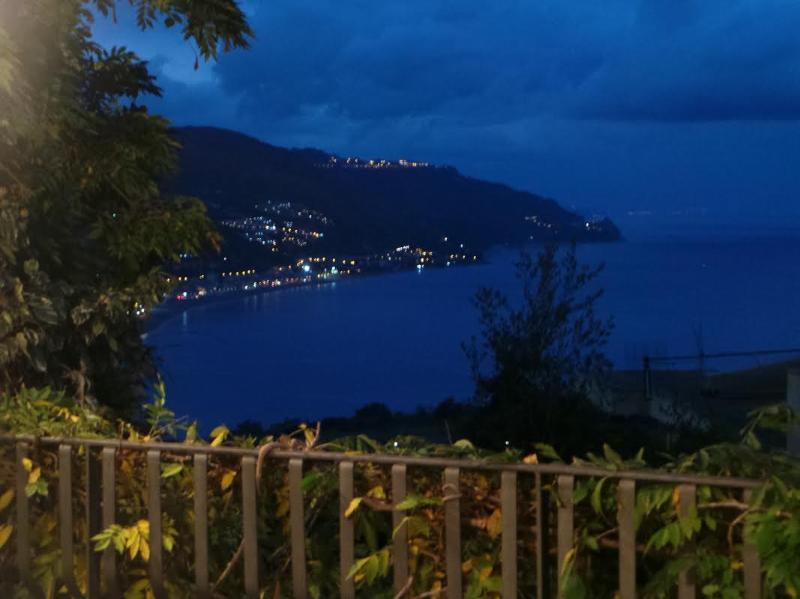 Panorama-notturno