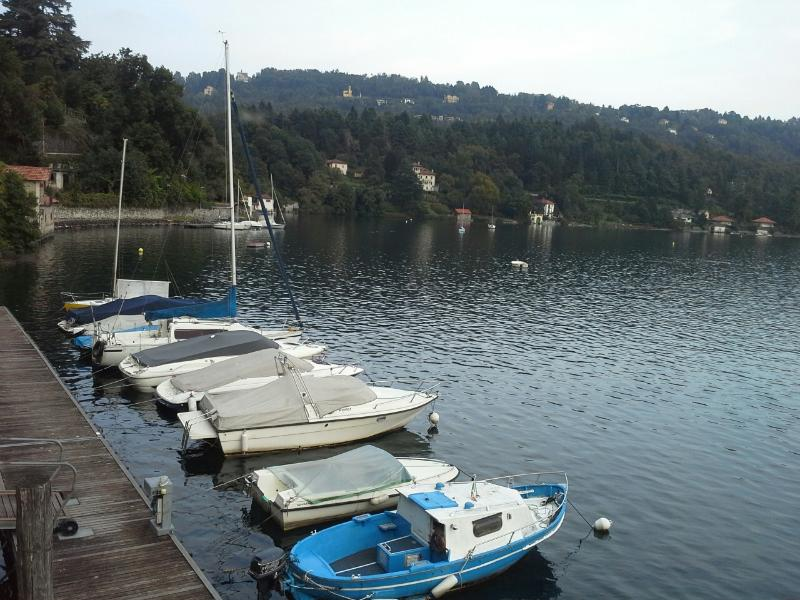 The small marina just 2 minutes walk from the apartment.