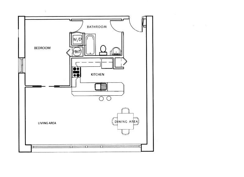 Awarehouse Floor Plan