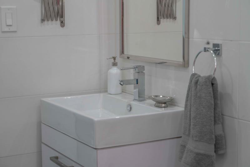 Mobiliario de baño moderno