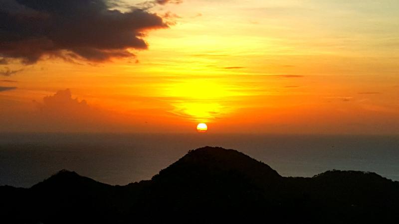 I nostri splendidi tramonti
