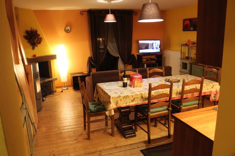 Splendido appartamento direttamente sulle piste., location de vacances à Ponte di Legno