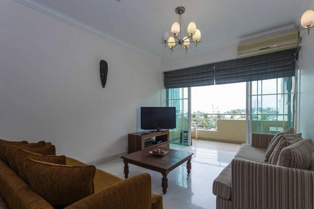 Holiday Apartment Mount Lavinia Dehiwela, holiday rental in Ratmalana