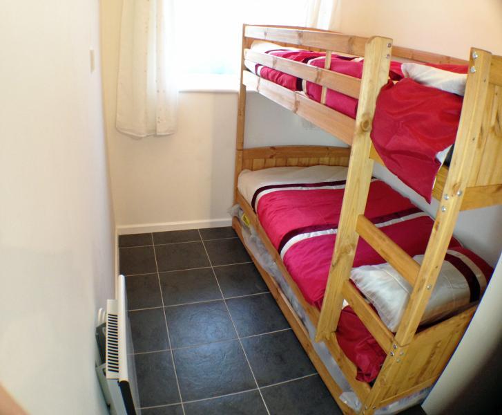 Second bedroom. Bunk beds ideal for children's room.