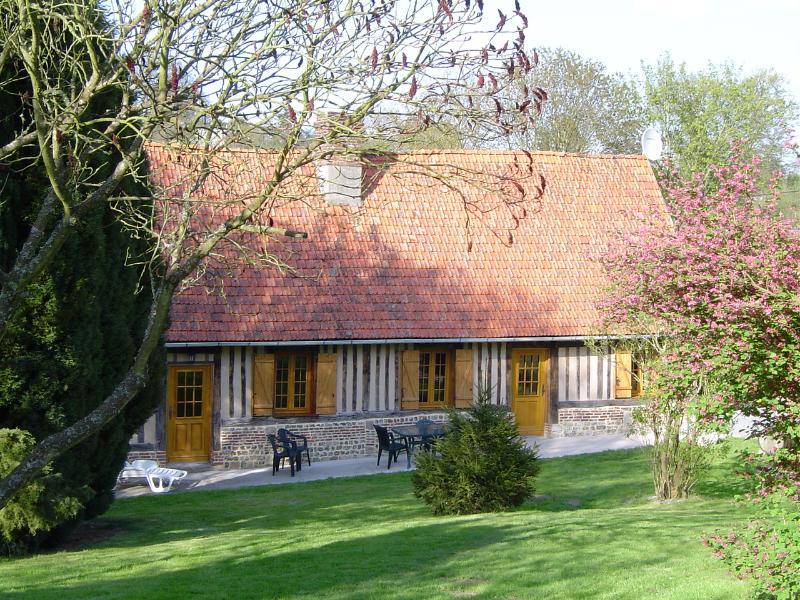 Maison normande à proximité de la mer, holiday rental in Bretteville-Saint-Laurent