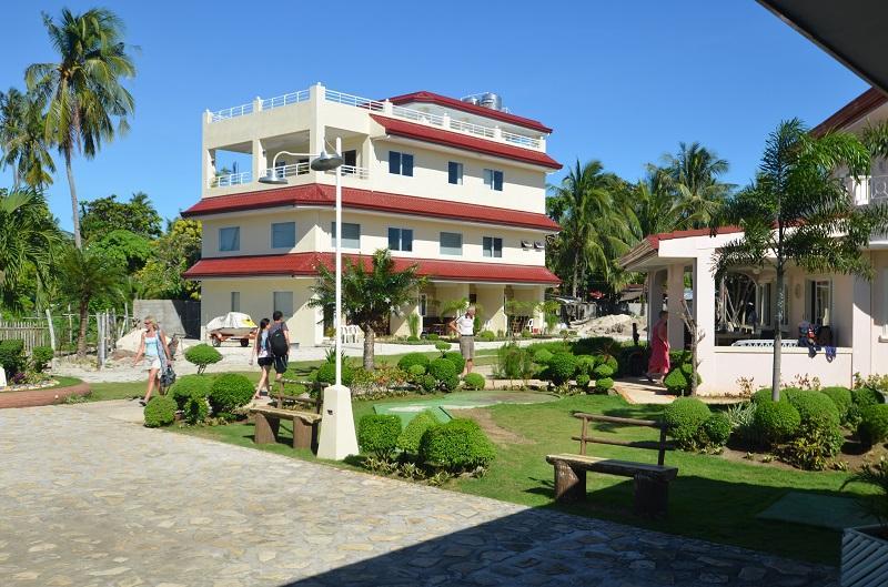Sea view suite, location de vacances à Olango Island
