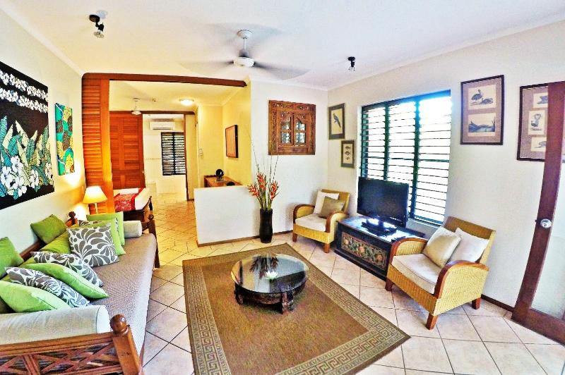 A comfortable spacious apartment