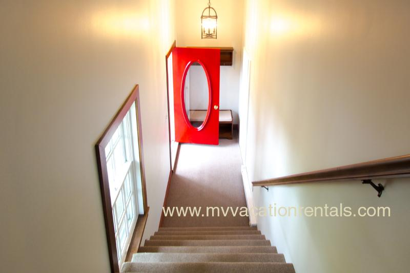 Entry to Guest Apartment