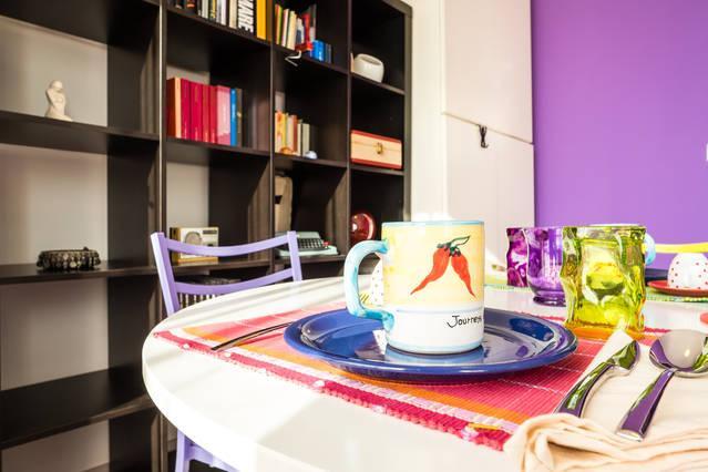 Monolocale panoramico e accogliente, vacation rental in Panza