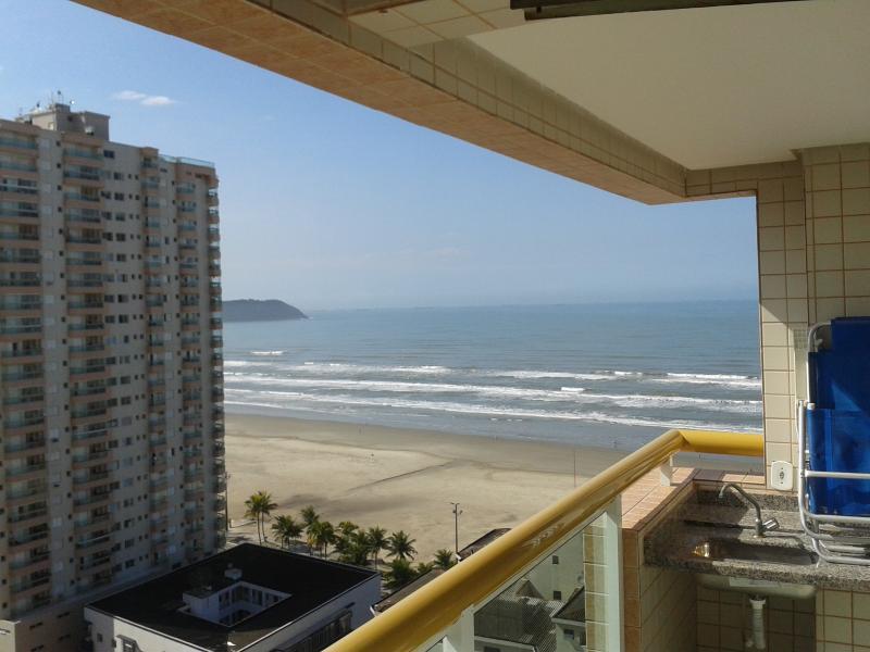 Apt luxo temporada, aluguéis de temporada em Praia Grande