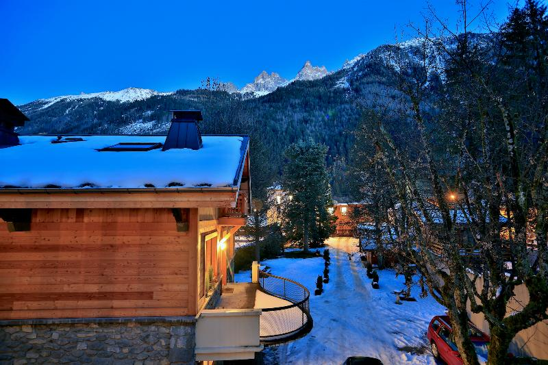 Chalet in the centre of Chamonix