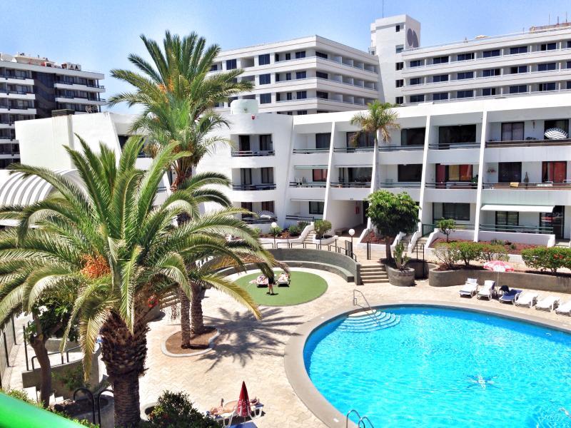 Aquamarine Apartment, location de vacances à Ténérife