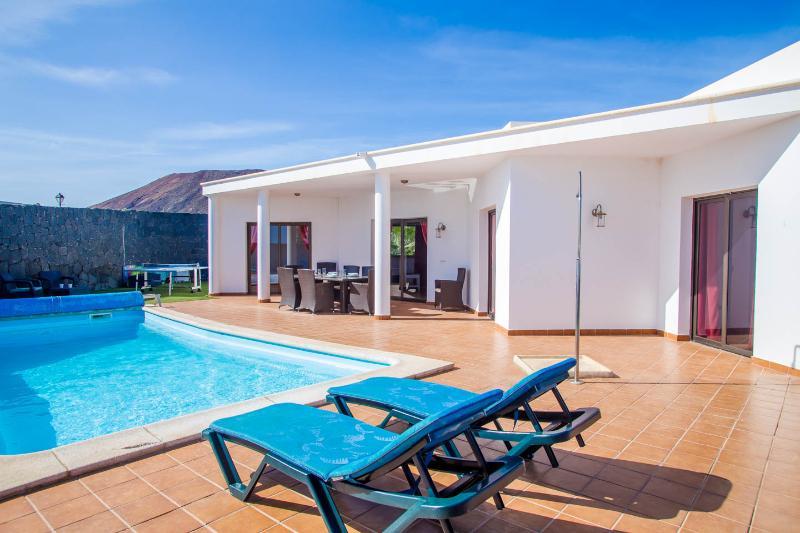 Villas Blancas, vacation rental in Playa Blanca