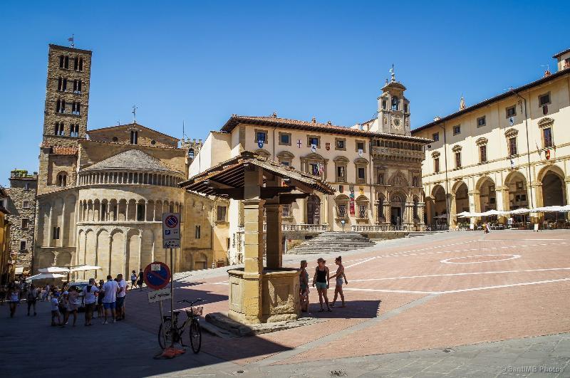 Piazza - Arezzo