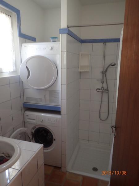 Aparatos de habitación ducha y lavandería