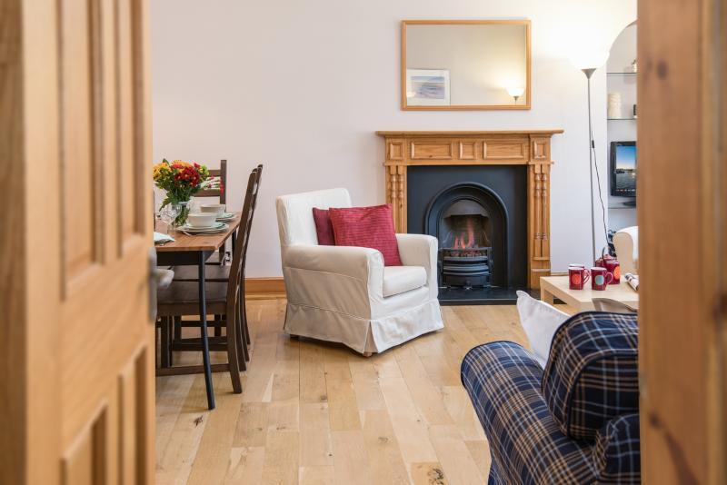 35a Quality Street, location de vacances à East Lothian